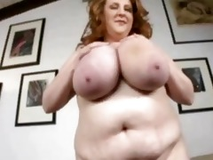 older chunky whore around oustanding chest