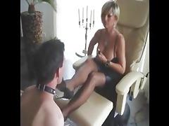 lady barbara (sexy legs)