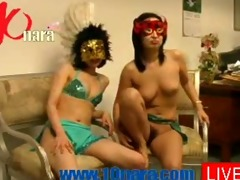 [korea] two old honeys live sex show - porndl.me
