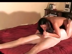 sexy brunette hair mother i creampied on real