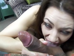 mother id like to fuck sarah shevon slobbers on
