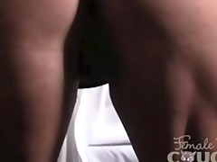 lil doll fingers her large clit