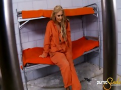 anal prison pussy! puma swede & phoenix marie!
