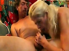 older wife sucks me dry