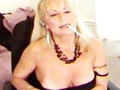 smokin fetish mother i blonde