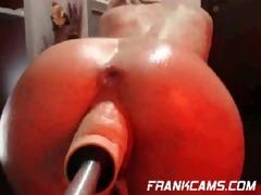 hawt russian d like to fuck on frankcams.com