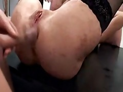 german older group-fucked in all holes