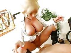 ravishing busty blond mother i getting her cunt