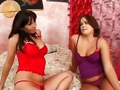 mama and daughter sucking schlong