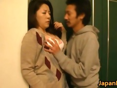 ayane asakura aged oriental model has sex