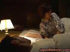 chisato shouda astonishing older japanese part0