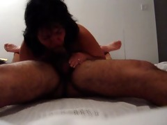 aged plump oriental knob sucking blowjob whore 86