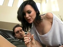 hawt and excited business sort milf, brandi takes