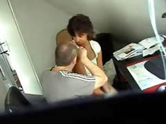hidden cam. mom and daddy having fun. great