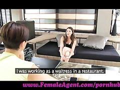 femaleagent. tag team agents