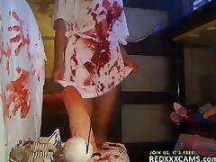 sexy girl web camera show 409