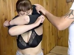 naughty mature floozy goes mad engulfing part4
