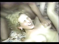 randi storm hawt three-some with cum facual