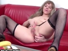 lustful aged in dark nylons can part7