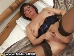 dirty old mamma in hot underware fucking part11