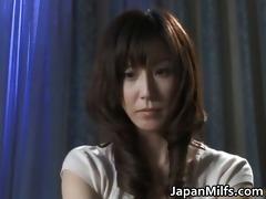 highly slutty japanese milfs sucking