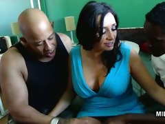 mother i acquires drilled her big latin wazoo