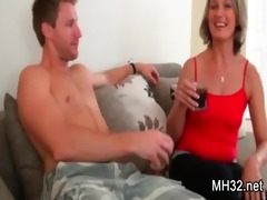 breasty d like to fuck receives what she merits