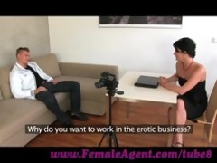 femaleagent. nymphomaniac stripper delights d