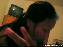 pinay wife interracial oral-service