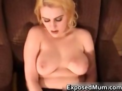 momma has fantastic agonorgasmos with heavy part1