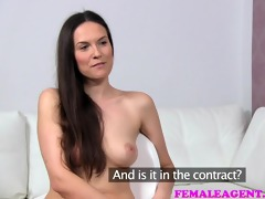femaleagent hawt roleplay as beautiful milf