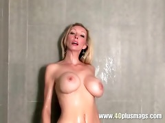 golden-haired d like to fuck with precious large