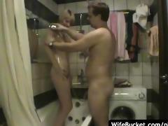 sex on the washing machine ha-ha-ha
