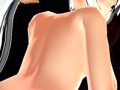 [mmd] alice - momiji - cirno - the tantalize