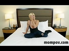 from talk show to porno large mounds d like to