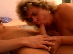large beautiful woman granny with horny chap part