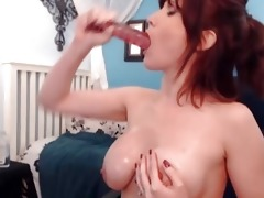 sexy milf gets big whoppers oiled up hd