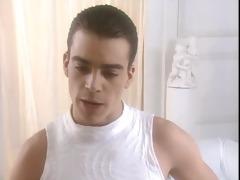 kate langbroek - topless scene: chances tv show