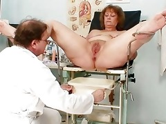 unshaved chunky mamma receives harrassed by