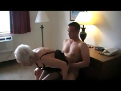 granny marg 86 hammer drilled in hotel - grannies