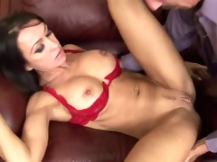 sex with the boss for a promotion