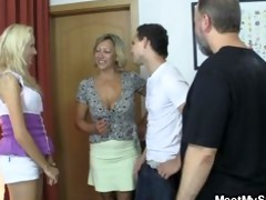 golden-haired beauty have joy fucking with her bf