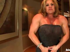 aziani steel aged bodybuilder wanda moore big