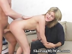 cum sharing wife