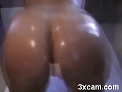 chubby gazoo pawg blond wife oil booty
