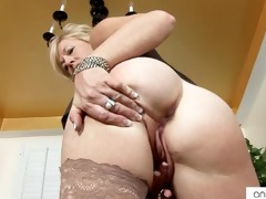 real agonorgasmos for sexy older mamma