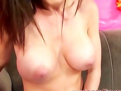 randi wright squirts with 9 fingers in her pussy