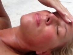 a true cum loving wife