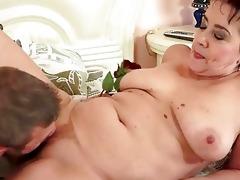 obese grandmas sex compilation