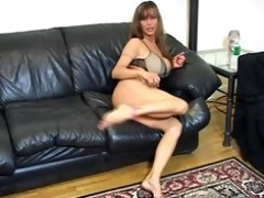 jerk off teacher does a proceeds masturbation demo